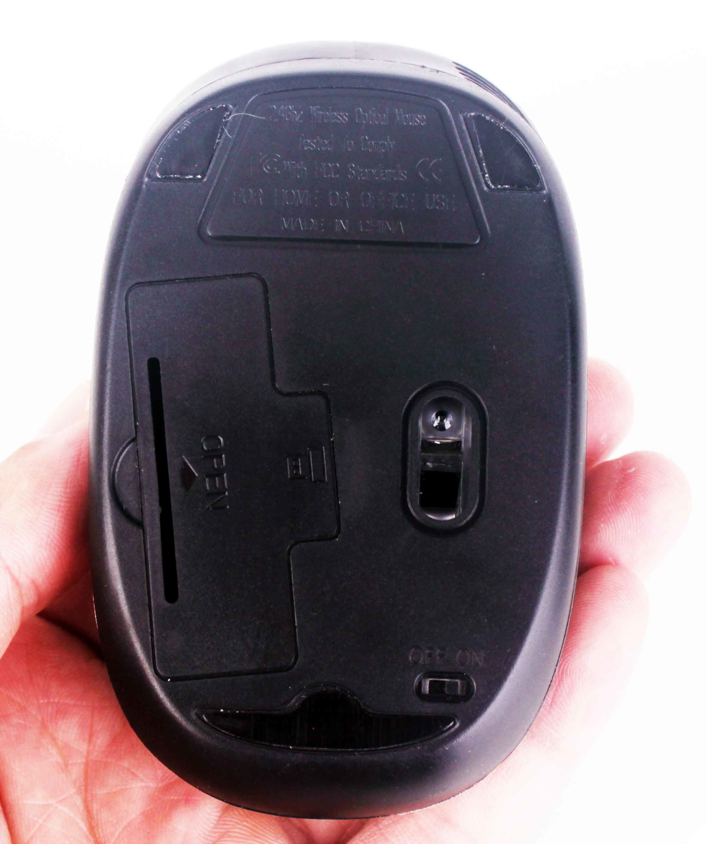2.4G Wireless Mouse 1.60USD pictures & photos