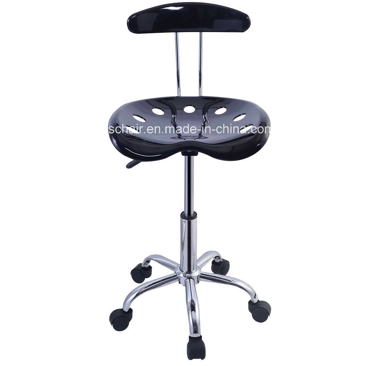 China Roll Over Image To Zoom In Homall Chrome Computer Barstools Task Chair  With Tractor Seat Zs A8101   China Computer Barstools, Task Chair