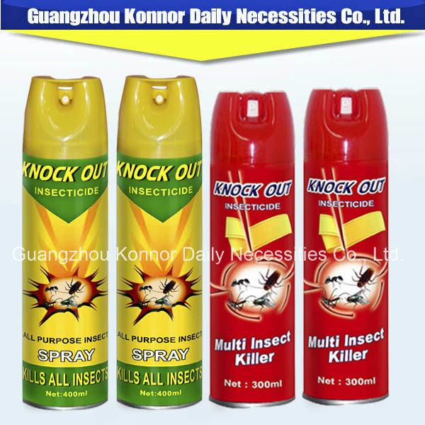 China Knock Out 400ml Insecticide Spray Oil Based Mosquito Bed Bug Pest Control China Pest Control And Bed Bug Killer Price