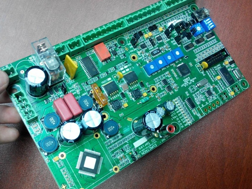 Components Sourcing, SMT and Pth Assembly Industrial Control PCBA (MIC0495) pictures & photos
