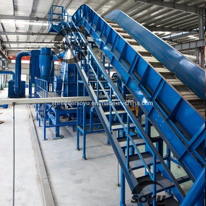 China Steel Scrap Shredder/Iron Scrap Shredder - China Steel Scrap ...