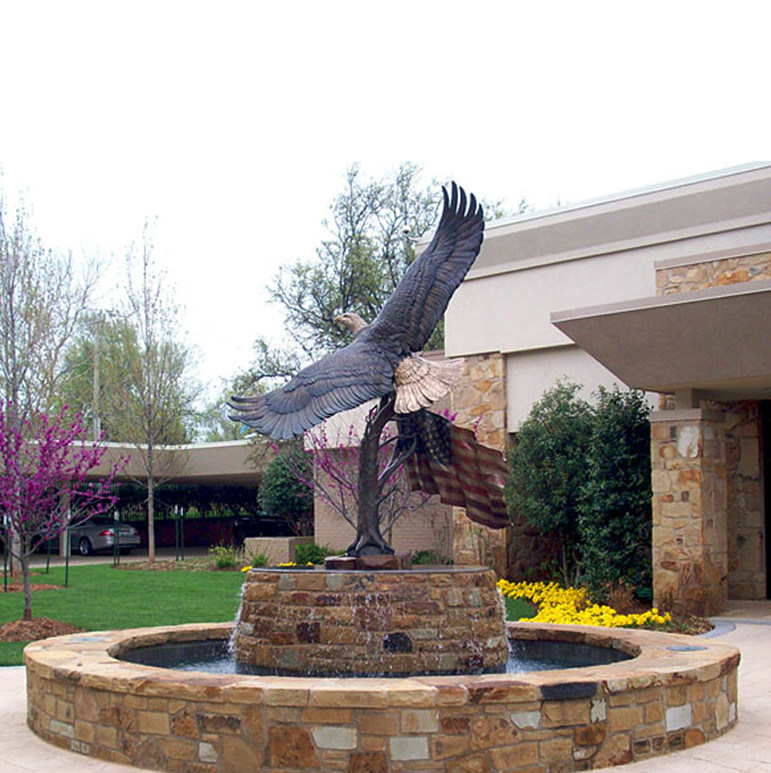 Eagle Garden Statues Outdoor Inspiration