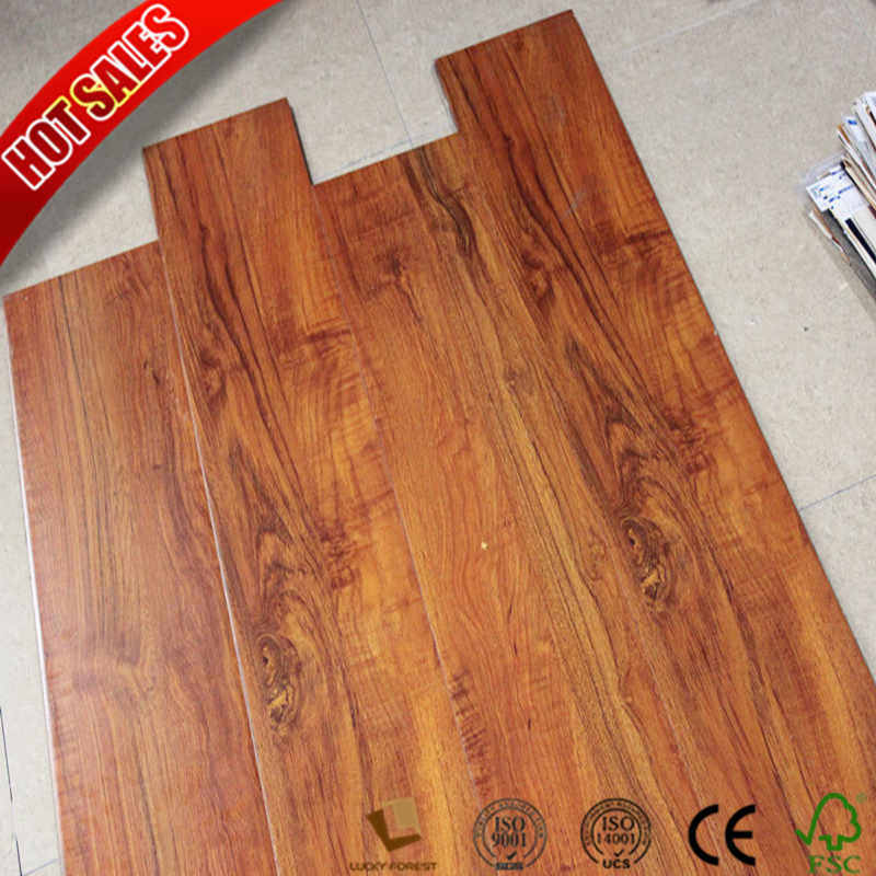 China U Groove Unilin Kronoswiss Laminate Flooring Hardwood Building Material