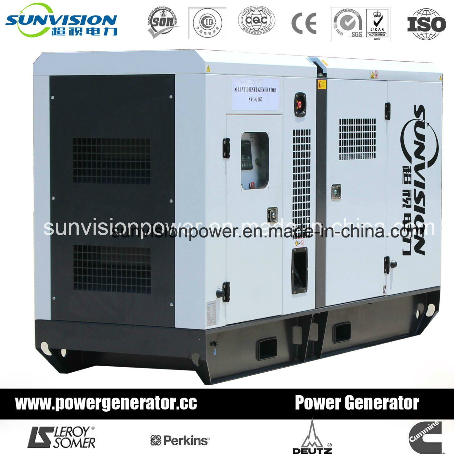China 88kVA Reliable Power Generator with Perkins Engine (EU certificate) -  China Diesel Generator Set, Silent Type Generator