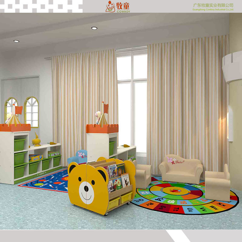 China 2018 Best Quality Wooden Kindergarten Beds For Children Baby Furniture Preschool
