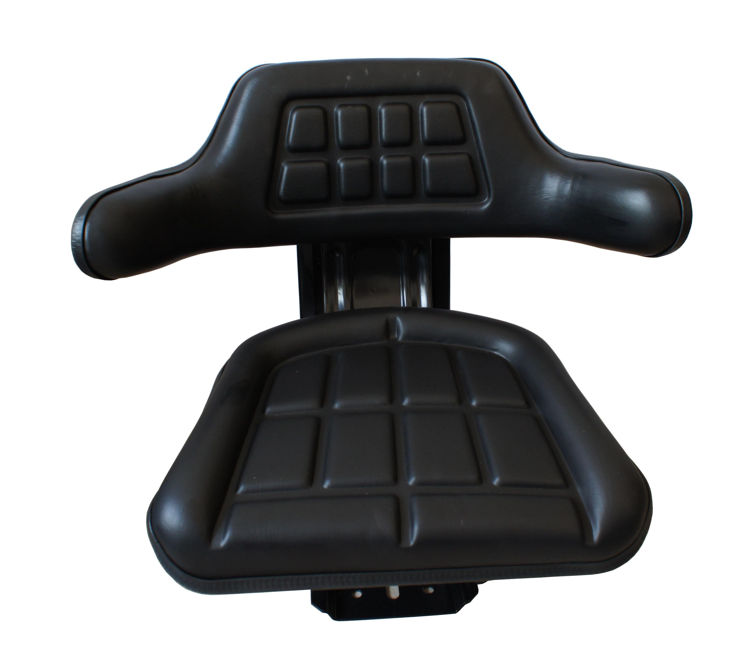 [Hot Item] Mitsubishi Forklift Truck Spare Parts Fork Truck Seat with  Armrest
