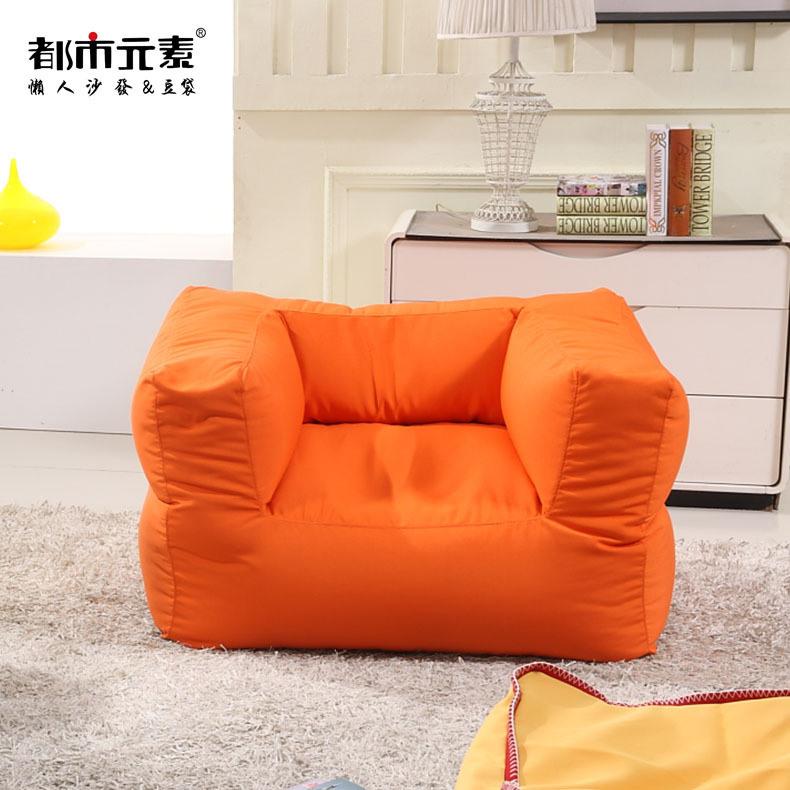[Hot Item] Wholesale Creative Lazy Couch Bean Bag Tatami Sofa Small  Apartment Sofa Hotel Apartment Lounge Chair