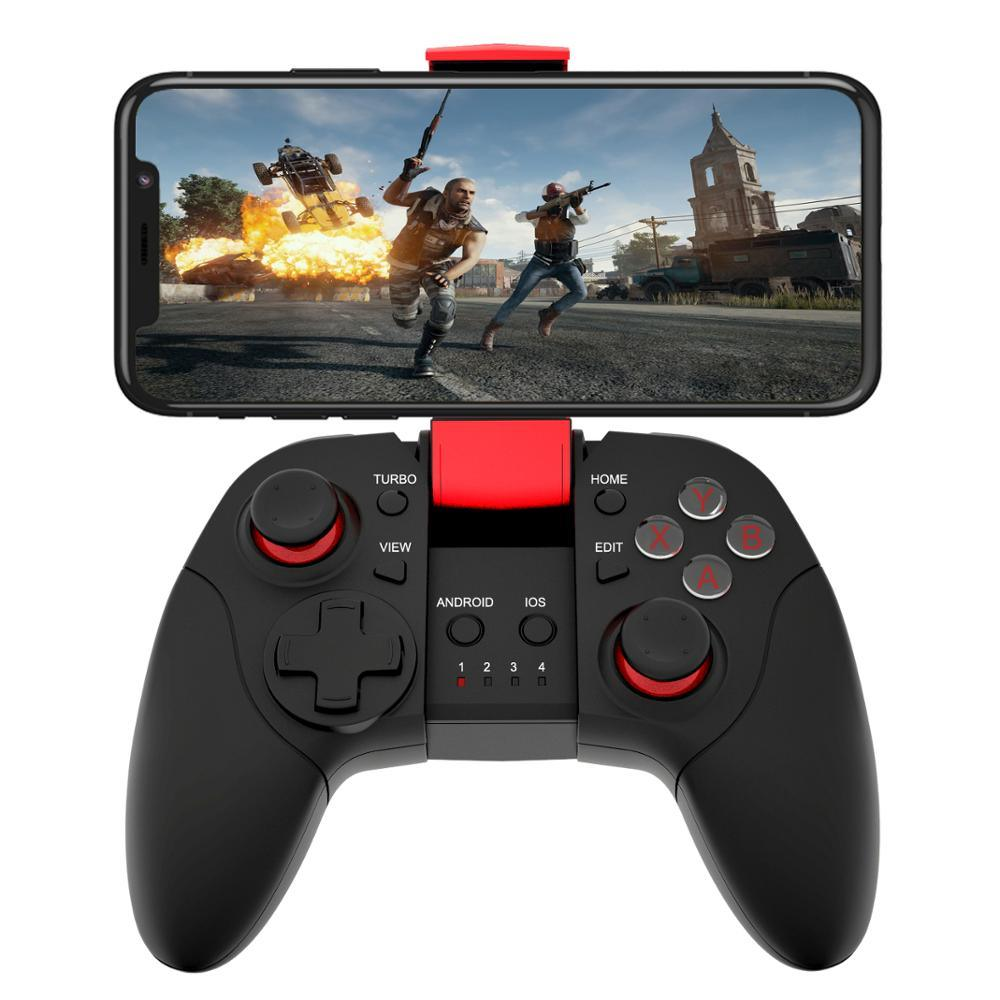 China Saitake Bluetooth Game Controller With Clip Joystick Type With Platform For Android Mobile Games Stk 7004x China Android Gamepad And Android Game Controller Price