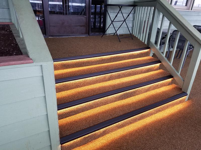 Profile For Led Stairs Lighting