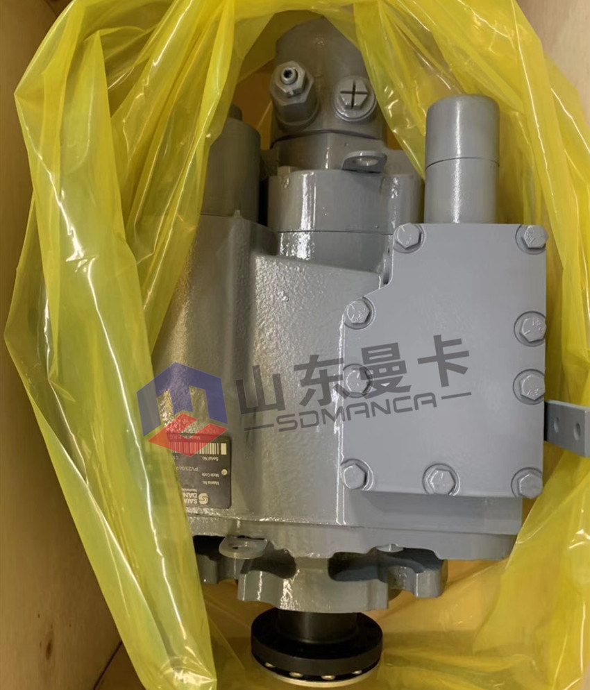 China Hydraulic Oil Pump Eaton Rexroth Pv Ark For Mixer Truck Photos Pictures Made In China Com In this video oil pump guide ark: shandong man truck international trading co ltd