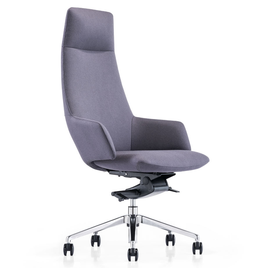 Hot Item Modern High Back Ergonomic Swivel Upholstery Executive Office Arm Chair