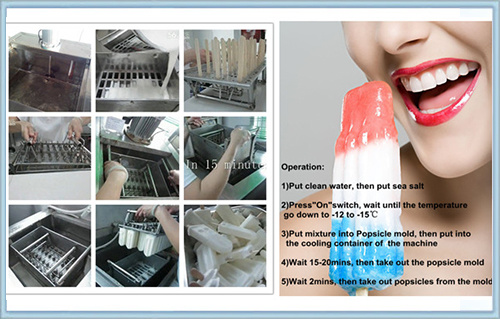 Factory Price High Quality Ice Lolly Machine pictures & photos