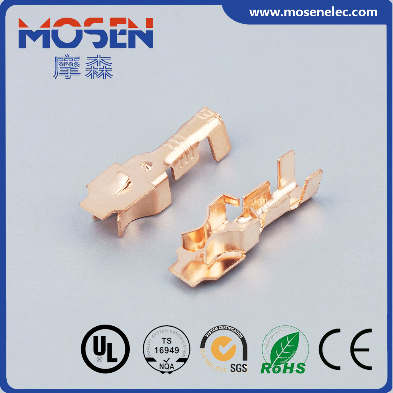 China Lamp Socket Terminal Electrical Connectors Djd033-2 Wire ...