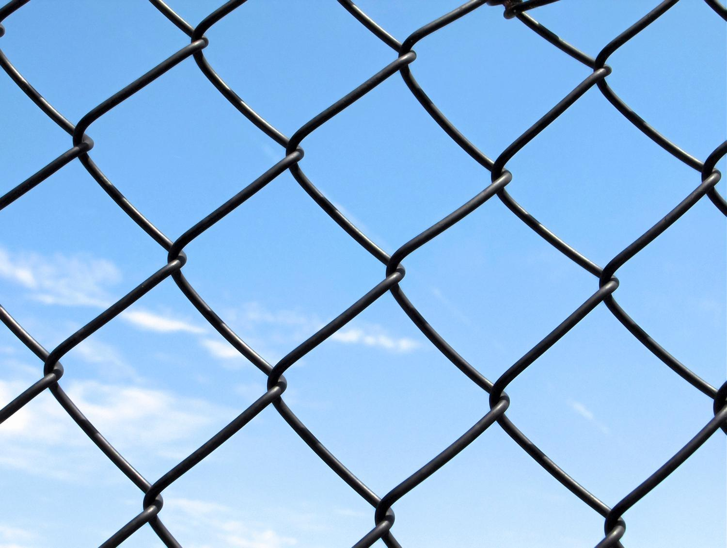 China High Quality Simple Torsion Mesh Fencing - China Chain Link ...