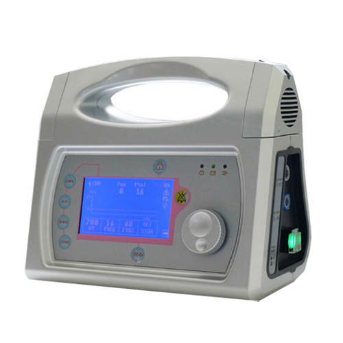 Transport ICU Patient Ventilator for Emergency