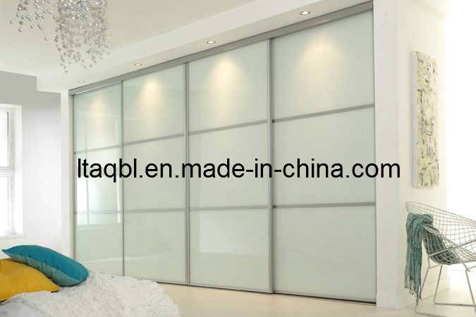 China 4mm5mm6mm Back Painted Glass Tempered Glass Cabinet Door