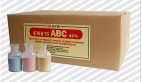 80% ABC Dry Powder Extinguishing Agent with En615 Approval