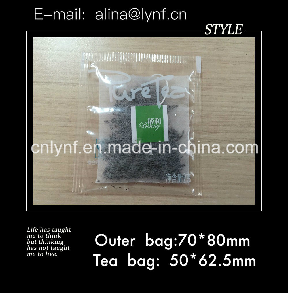 Pyramid Tea Bag with Envelope Packing Machine//31 Years Factory for Tea Bag Packing Machine// pictures & photos