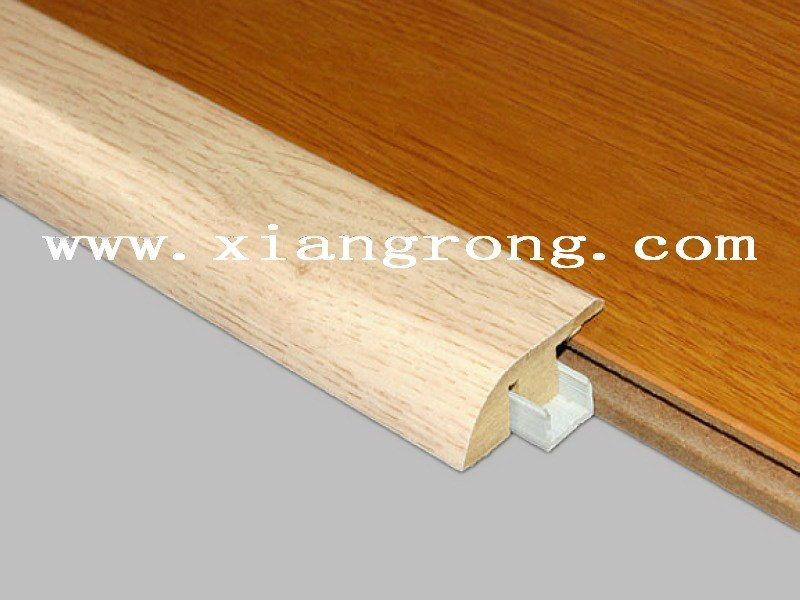 China Mdf Reducer For Laminate Flooring Skirting Board Floor