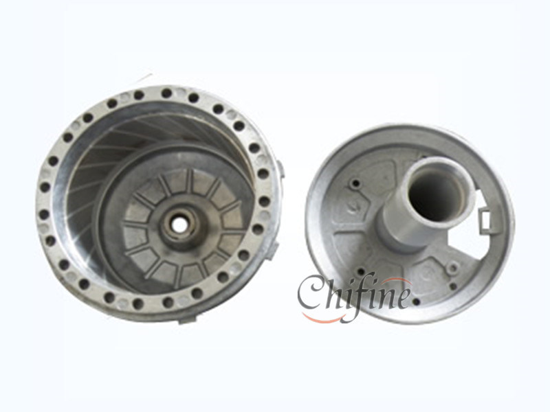 Aluminum Die Cast Motor Casting Foundry Aluminum pictures & photos