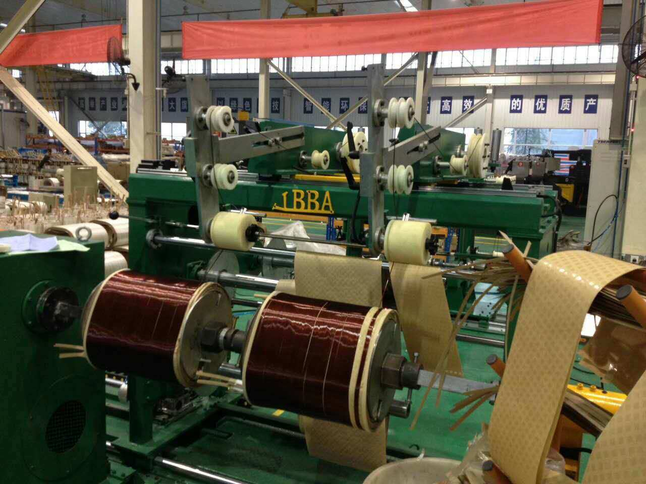 Hv Automatic Cabling Winding Machine pictures & photos
