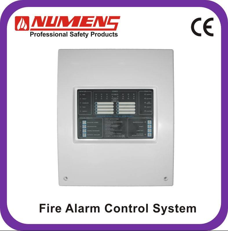 China Conventional (non-addressable) 2-Wire Fire Alarm Control Panel ...