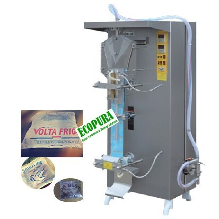 Sachet Packing Machine / Pouch Water Filling Packing Machine pictures & photos