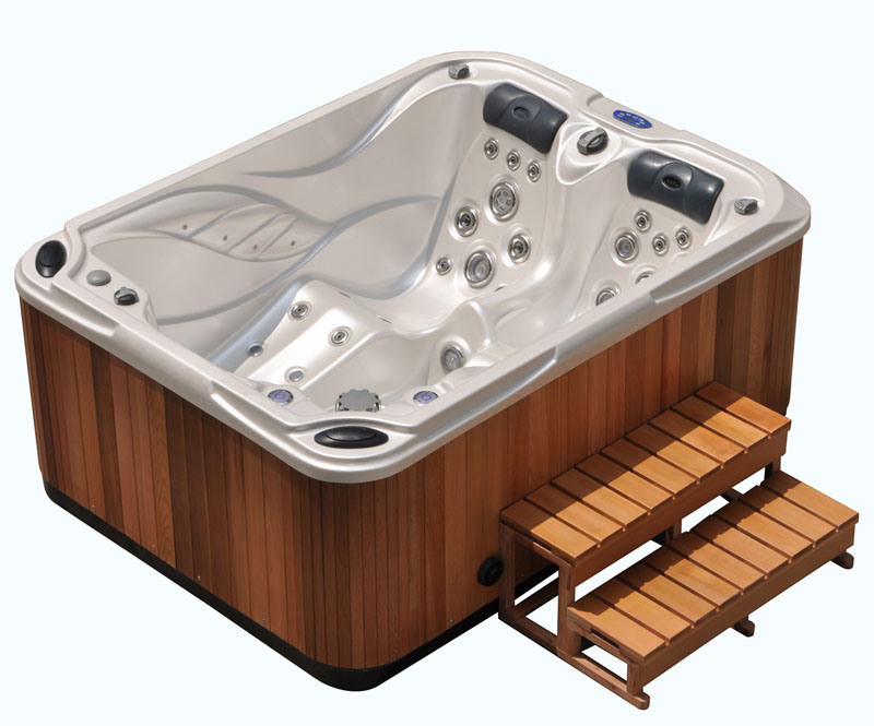 China Mini Family SPA Hot Tub (JCS-27) - China Spa, Spa Hot Tub