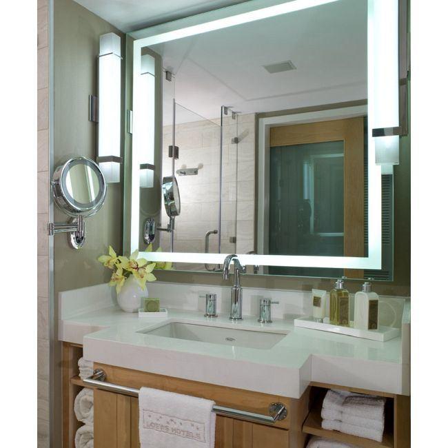 Led Lighting Wall Mirror