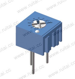 [Hot Item] [dy] Preset Rotary Wire-Wound Trimmer Potentiometer 3362
