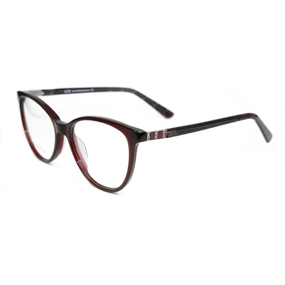 2dd1ee4de56 China 2018 New Acetate Glasses Spectacle Frame Design Reading Glasses for  Women - China Eyeglass Frame