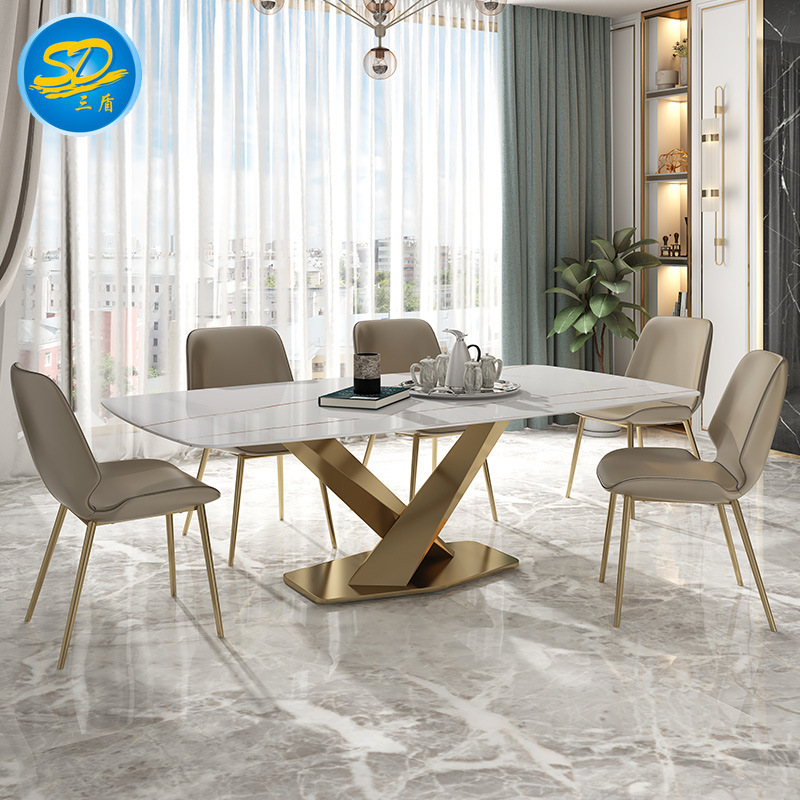 China Supplier Factory Wholesale Modern Furniture Set Dining Chair And Table China Dining Furniture Dining Chair
