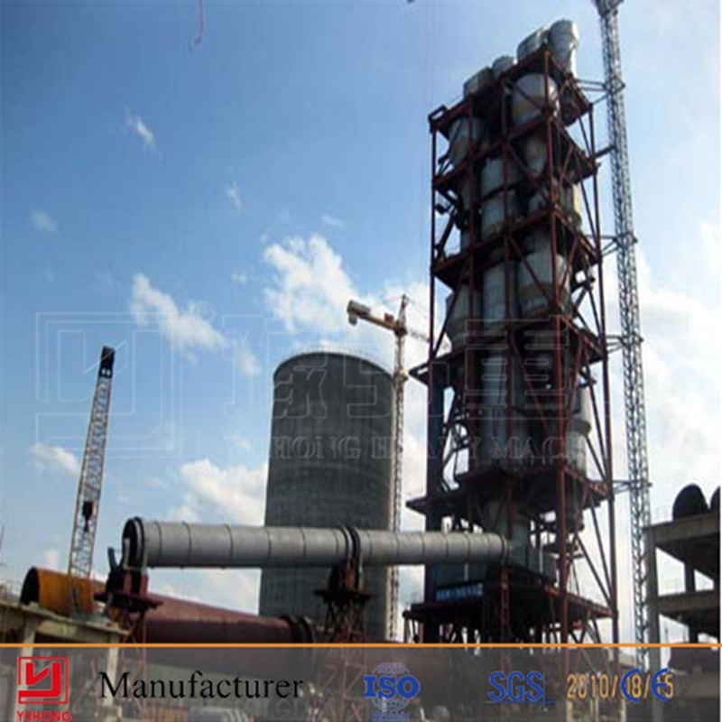 CE, ISO Approved Yuhong Cement Kiln