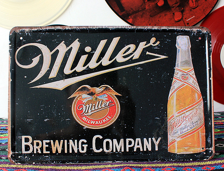 Cheap Custom Vintage Metal Tin Signs/Calendar Wall Hanging Sign pictures & photos