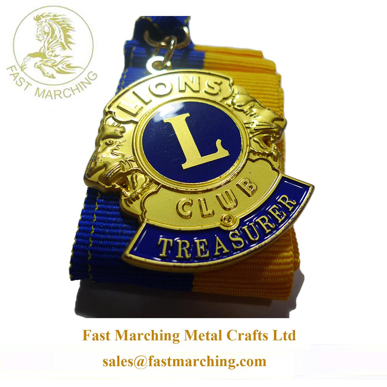China Custom Gold Medallion Lion Shape Awards Medals For Sports China Medals For Sports And Custom Medals For Sports Price