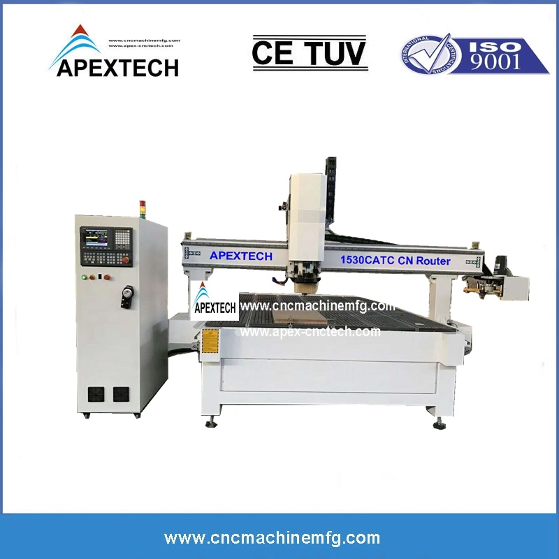 China Atc 1530 Woodworking Cnc Router Machine Engraving Machine