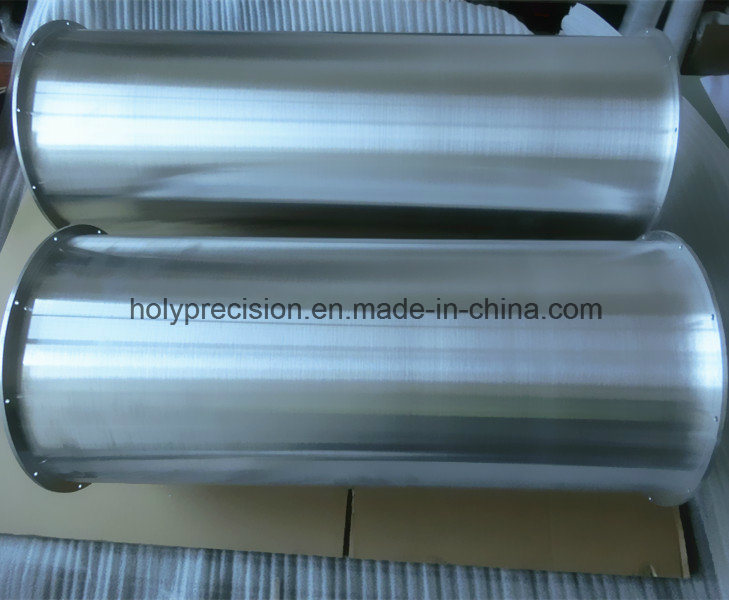 Big Casing of CNC Turning and Machining Assemble Parts for Spotter System pictures & photos