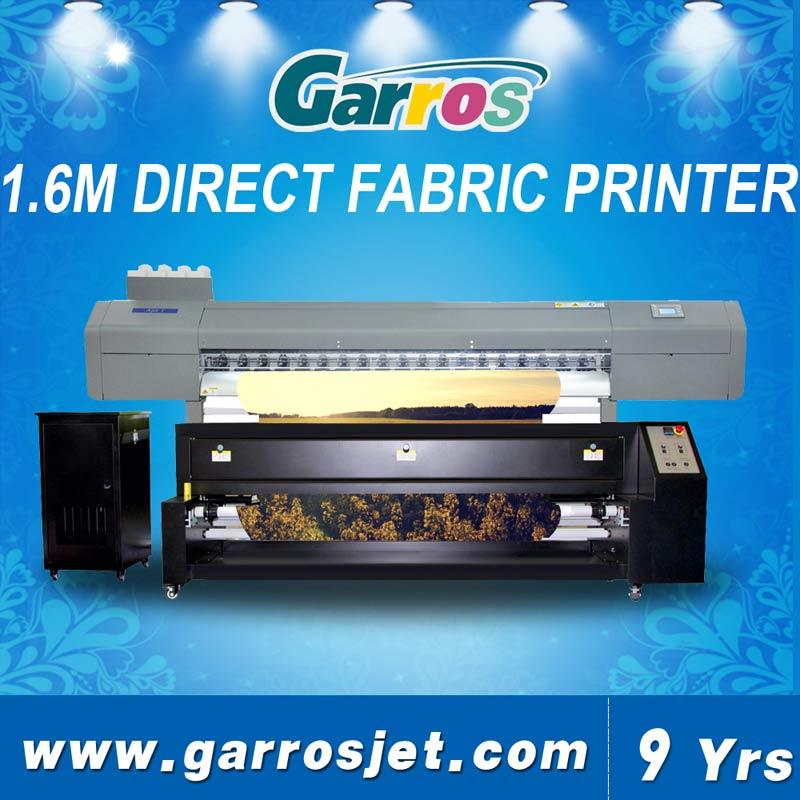 1.6m Direct Cotton Fabric Printer Direct to Fabric Sublimation Printer