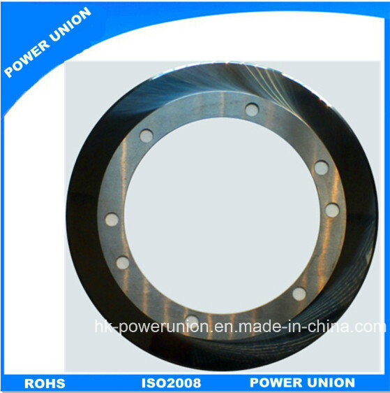 Round Alloy Steel Knife Blade for Slitting Cutting Machinery