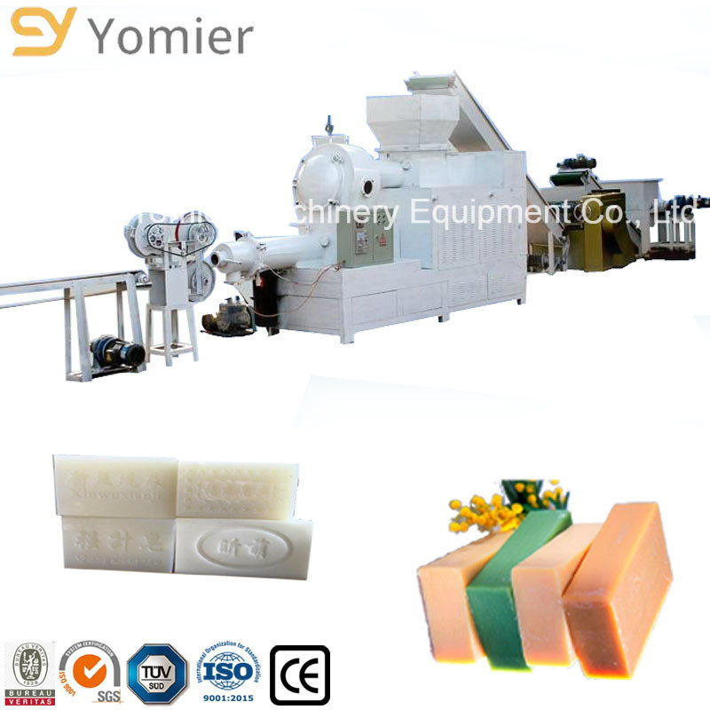 [Hot Item] Popular in Ethiopia Toilet Soap Production Machines/Laundry Soap  Making Machines for Sale
