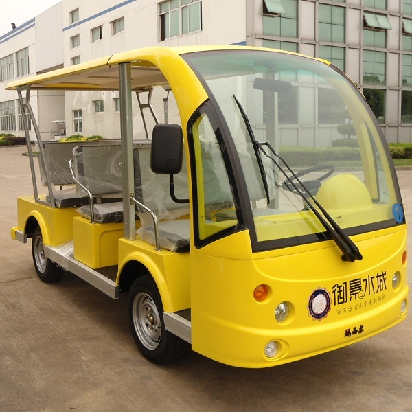 Ce Approved 8 / 11 Person Electric Sightseeing Bus (DN-8F) pictures & photos