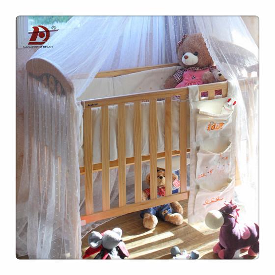 Asombroso Bebé Cribsbassinets Muebles Festooning - Muebles Para ...