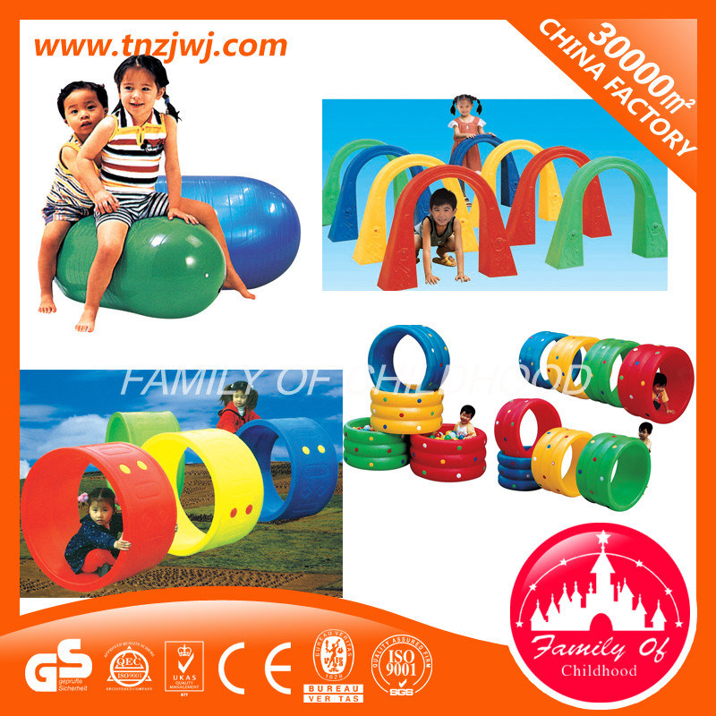 Exported Indoor Soft Toddlers Plastic Climbing Toy pictures & photos