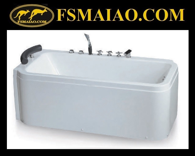 China Hot Sales Freestanding Acrylic Massage Bathtub (BA-8713 ...