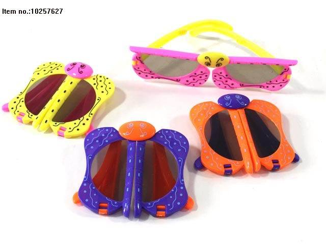 Cartoon Glasses Toys for Kids pictures & photos