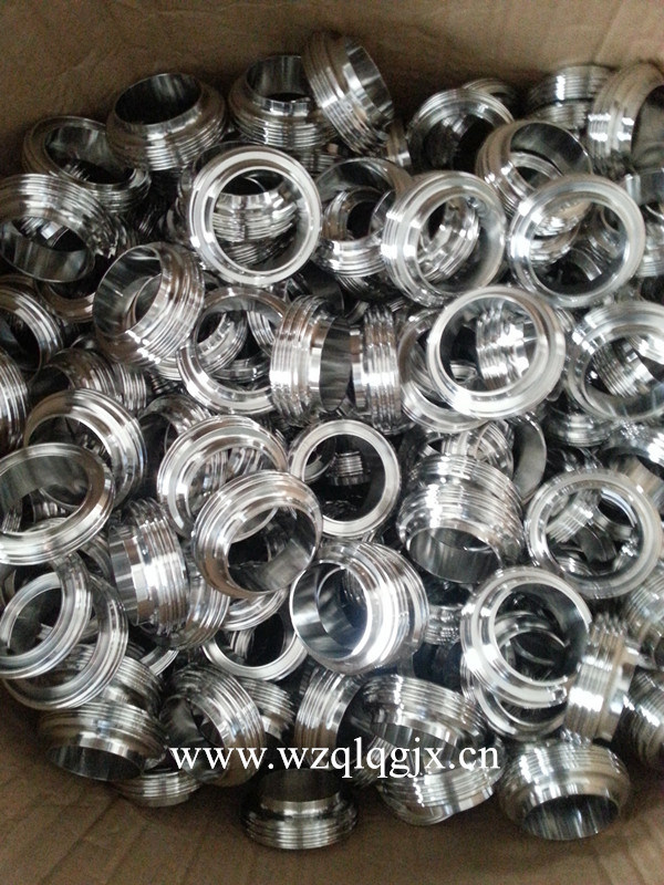 3A/SMS/DIN Stainless Steel 304/316L Sanitary SMS Union pictures & photos