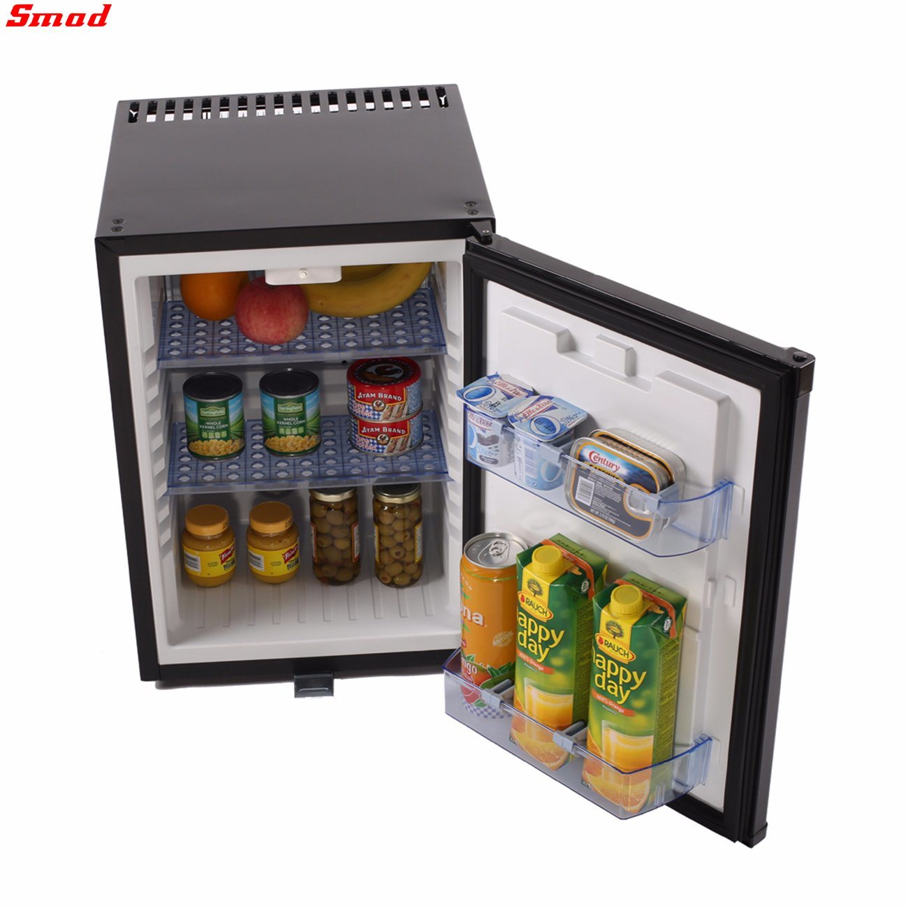 Hotel Room Absorption Minibar Fridge Without Noise pictures & photos