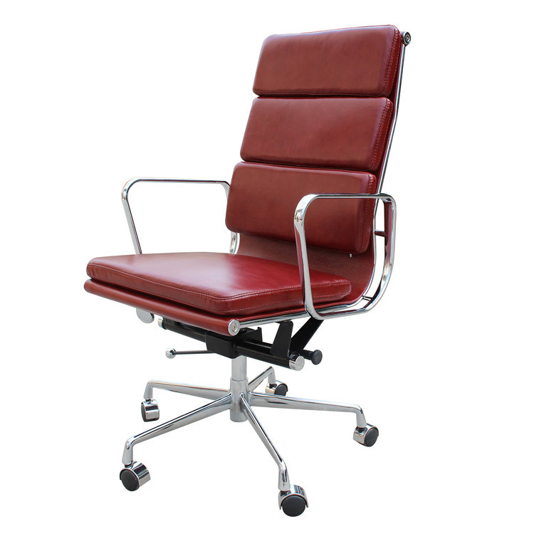 Stupendous Hot Item Replica Eames High Back Soft Pad Aluminum Office Chair Andrewgaddart Wooden Chair Designs For Living Room Andrewgaddartcom