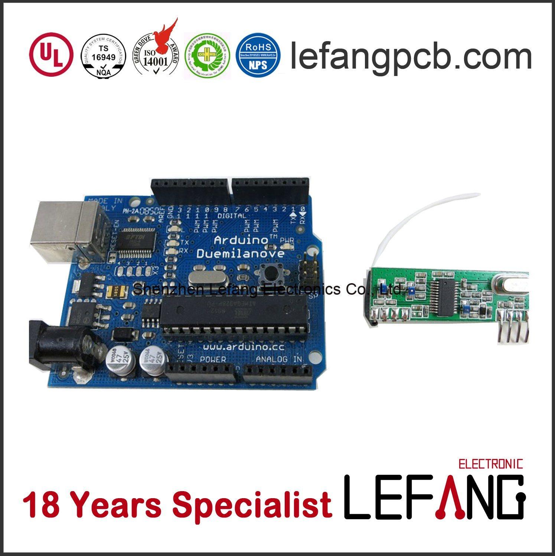 China 1 20 Layers Lf Hasl Printed Circuit Board Pcb Assembly Pcba 4 Layer 3