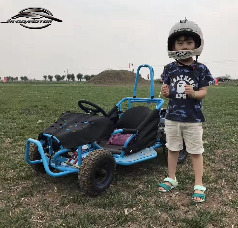 China Wholesale Upgraded Kids Racing Go Karts with Ce and EPA for ...